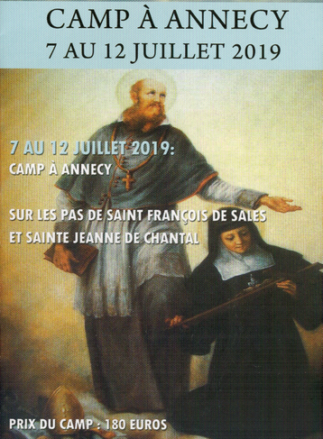 camp annecy